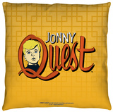 Jonny Quest - Jonny Throw Pillow Throw Pillow