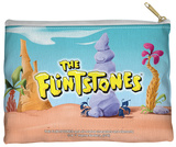Flintstones - The Flintstones Logo Zipper Pouch Zipper Pouch