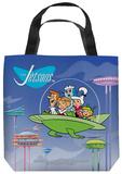 Jetsons - Road Trip Tote Bag Tote Bag