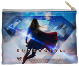 Supergirl - Endless Sky Zipper Pouch Zipper Pouch