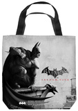 Batman Arkham City - Ac Logo Tote Bag Tote Bag
