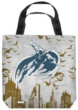 Batman - City Vibe Tote Bag Tote Bag
