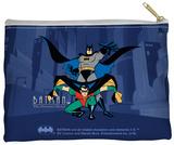 Batman The Animated Series - Batman And Robin Zipper Pouch Zipper Pouch