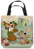 Yogi Bear - Lunch Break Tote Bag Tote Bag
