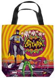 Batman Classic Tv - Batman Wins Again Tote Bag Tote Bag