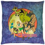 Herculoids - Herculoids Throw Pillow Throw Pillow