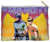 Batman Classic Tv - Biff Bang Pow Zipper Pouch Zipper Pouch