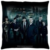 Gotham - Gotham Cast Throw Pillow Throw Pillow