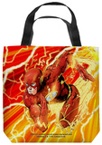 Justice League of America - Lightning Dash Tote Bag Tote Bag