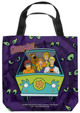 Scooby Doo - Night Ride Tote Bag Tote Bag