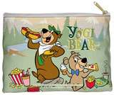 Yogi Bear - Lunch Break Zipper Pouch Zipper Pouch