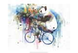 Universums skapare Posters av Lora Zombie
