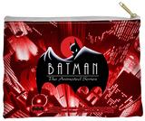 Batman The Animated Series - Btas Logo Zipper Pouch Zipper Pouch