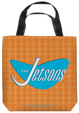 Jetsons - Jetsons Logo Tote Bag Tote Bag