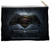 Batman V Superman - Movie Logo Zipper Pouch Zipper Pouch