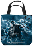 Batman - Stormy Knight Tote Bag Tote Bag