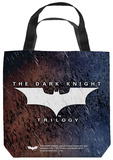 Dark Knight Trilogy - Trilogy Logo Tote Bag Tote Bag