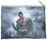 Superman - Light Of The Sun Zipper Pouch Zipper Pouch