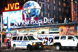 NYPD Giclee Print by Philippe Hugonnard