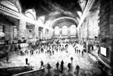 Grand Central Terminal Giclee Print by Philippe Hugonnard