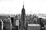 Manhattan Cityscape Giclee Print by Philippe Hugonnard