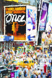 Broadway Musical - In the Style of Oil Painting Giclee Print by Philippe Hugonnard