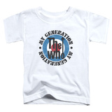 Toddler: The Who- My Generation Distressed Shirt