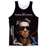 Tank Top: Terminator- Poster Tank Top