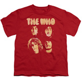 Youth: The Who- Band Mates T-Shirt