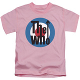 Juvenile: The Who- Logo T-shirts