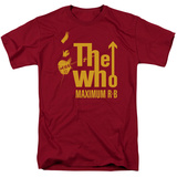 The Who- Maximum R&B T-shirts