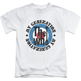 Juvenile: The Who- My Generation Distressed Shirts