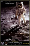 Walk on the Moon - Apollo Print