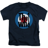 Juvenile: The Who- Logo T-Shirt