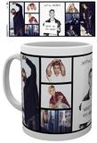 Justin Bieber Grids Mug Krus