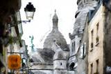 Sacre Cœur Montmartre II Giclee Print by Philippe Hugonnard