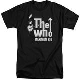 The Who- Maximum R&B (Big & Tall) Shirts