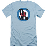 The Who- Logo (Slim Fit) Tシャツ