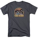 The Who- 1969 Pinball Wizard Distressed T-shirts