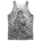 Tank Top: Sons Of Anarchy- Black Oyster Club Tank Top