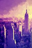 Manhattan Heat Giclee Print by Philippe Hugonnard