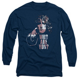 Long Sleeve: The Who- Classic Question T-shirts