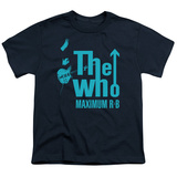 Youth: The Who- Maximum R&B T-Shirt