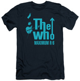 The Who- Maximum R&B (Slim Fit) T-Shirt