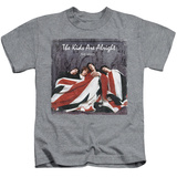 Juvenile: The Who- Kids Cover T-shirts