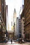 Manhattan Street Giclee Print by Philippe Hugonnard
