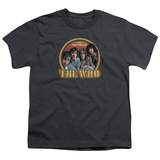 Youth: The Who- 1969 Pinball Wizard Distressed T-shirts
