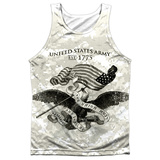 Tank Top: Army- Union Tank Top