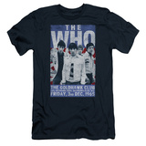 The Who- Goldhawk Club Poster (Slim Fit) T-shirts