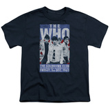Youth: The Who- Goldhawk Club Poster T-shirts